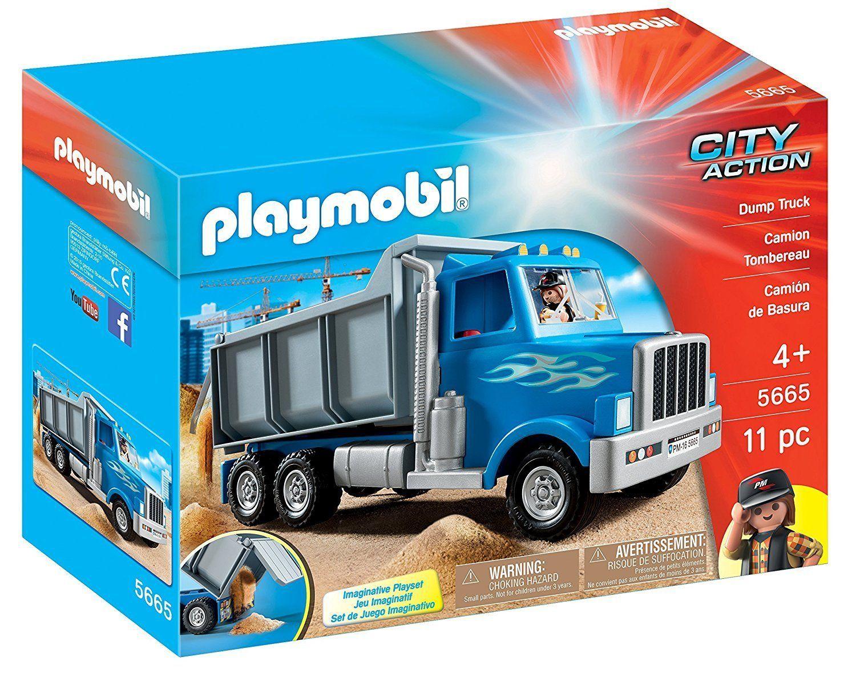 Playmobil Dump Truck 11 97 Walmart Amp Amazon Prime