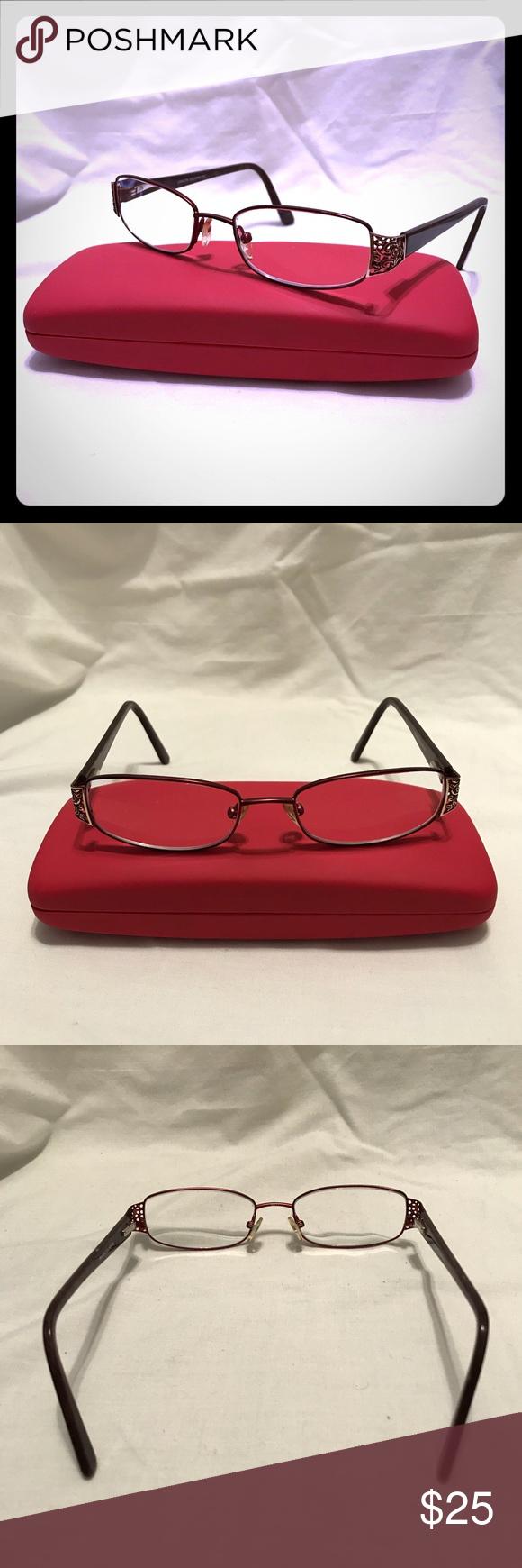Silver Dollar Prescription Eyeglass Frames 135 in 2018 | My Posh ...