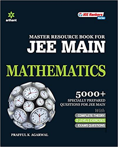 A Master Resource Book In Mathematics For Jee Main Amazon In Prafull K Agarwal Books In 2020 Mathematics Big Data Technologies Books