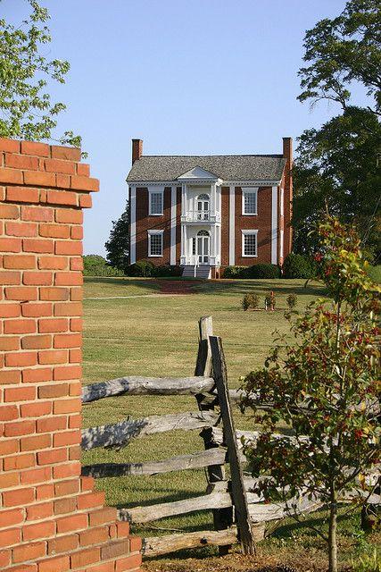 Cherokee Chief Vann Plantation Murray County Georgia 1809