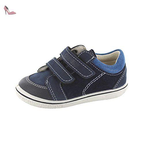 Chaussures Ricosta bleues uvaMHz