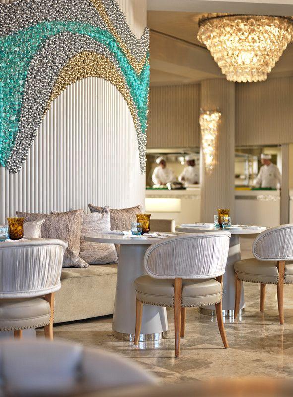 Jumeirah bilgah beach hotel baku uzuk restaurant