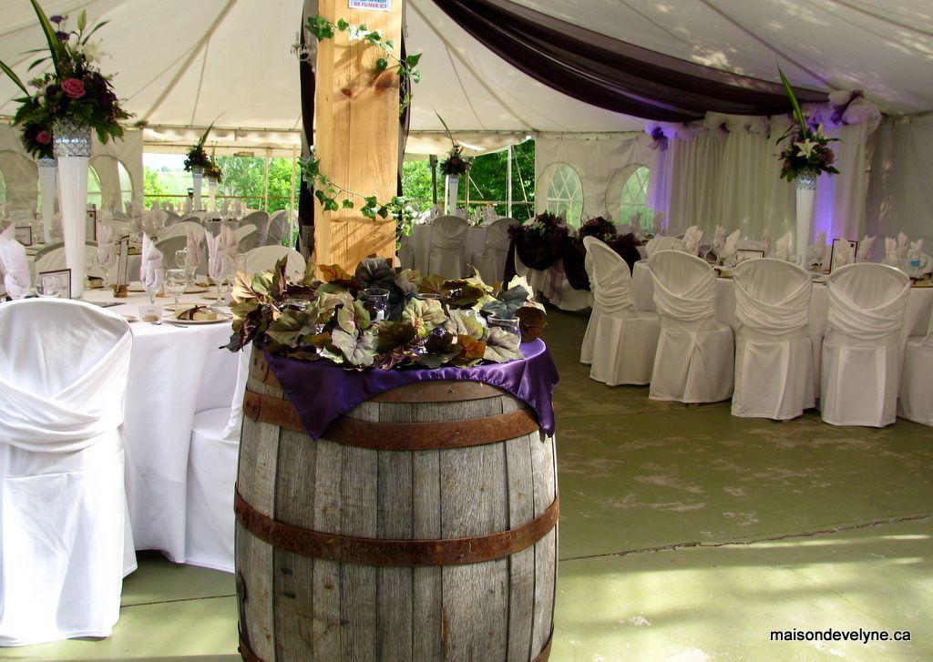 sur le th me du vin mariage atmosphere wedding pinterest mariage and wedding. Black Bedroom Furniture Sets. Home Design Ideas
