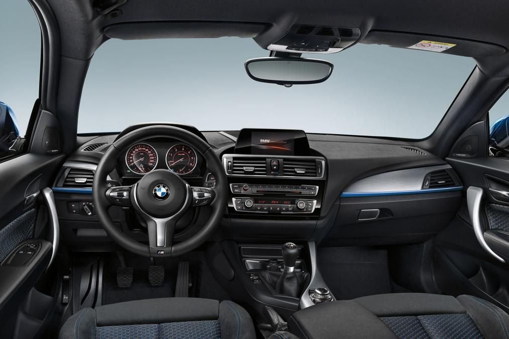 Video Explore The Bmw 1 Series M Sport Shadow Edition Bmw 1