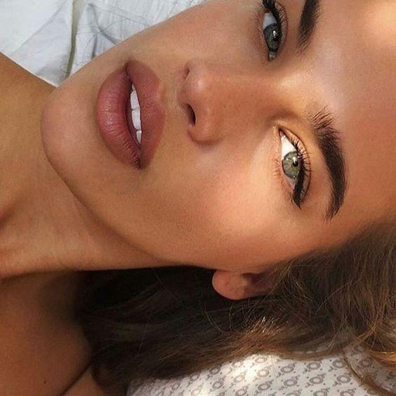 10 atemberaubende natürliche Make-up-Looks #makeuplooks
