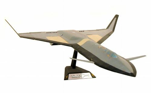 SR-75 Penetrator  Believed to be the replacement