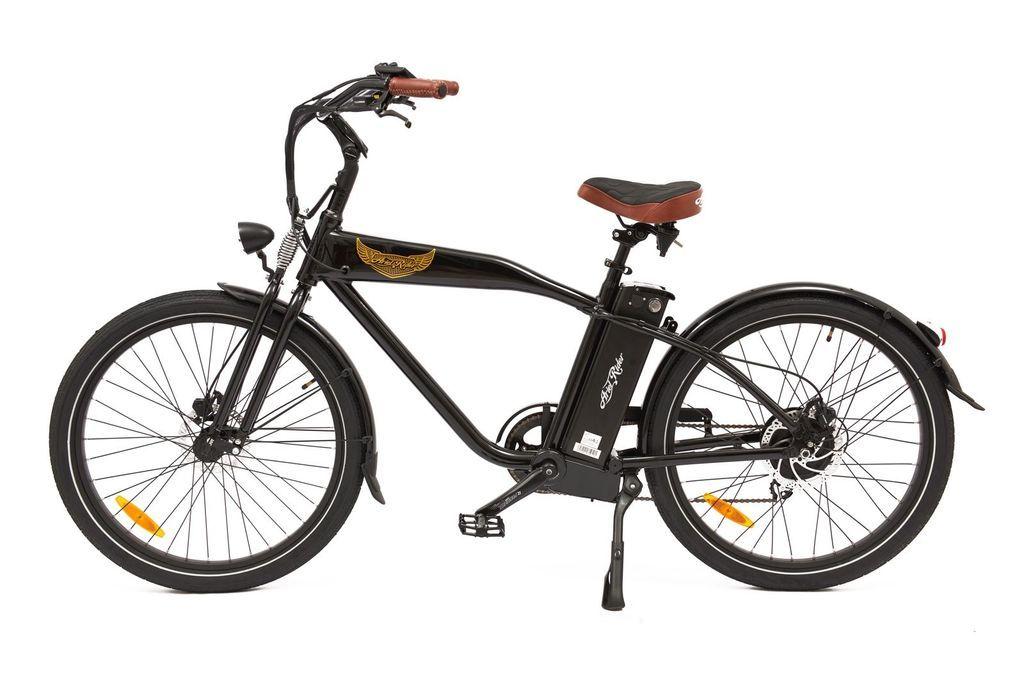 W Class Electric Cruiser Bike Fast Electric Bike Cruiser