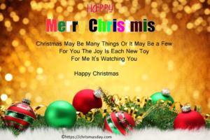 Short Christmas Greetings 2018 Latest | Short Christmas Greetings ...