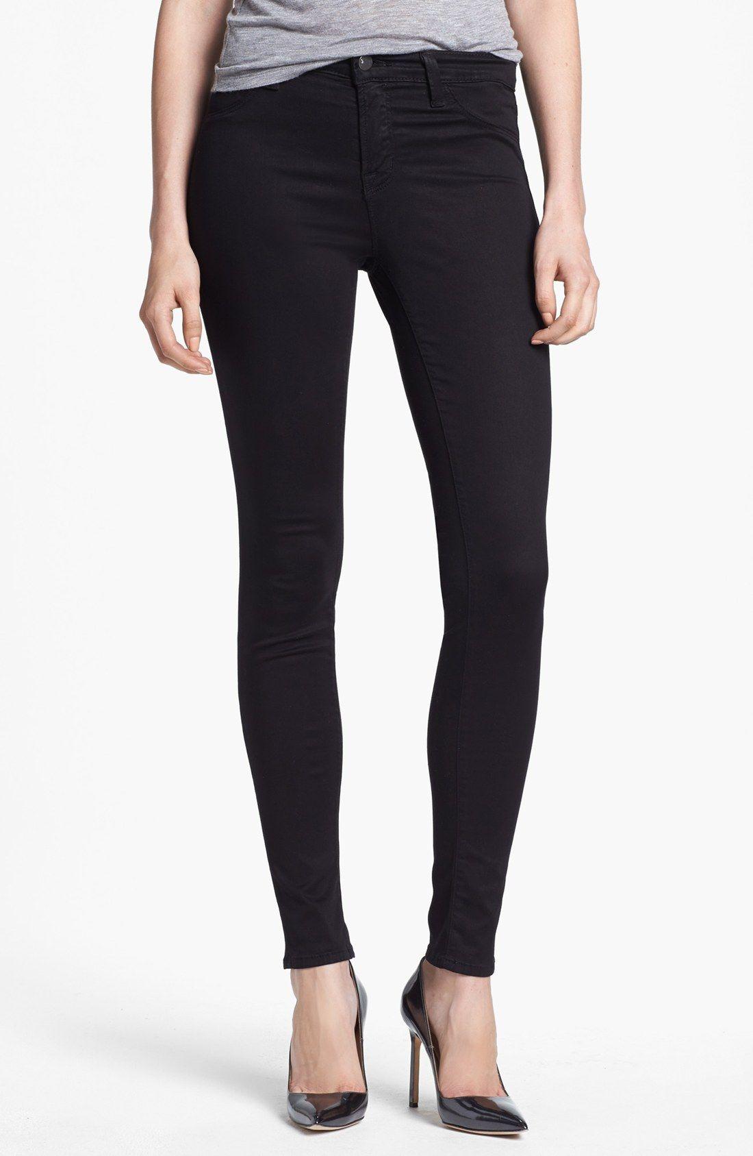 485 mid rise super skinny jeans