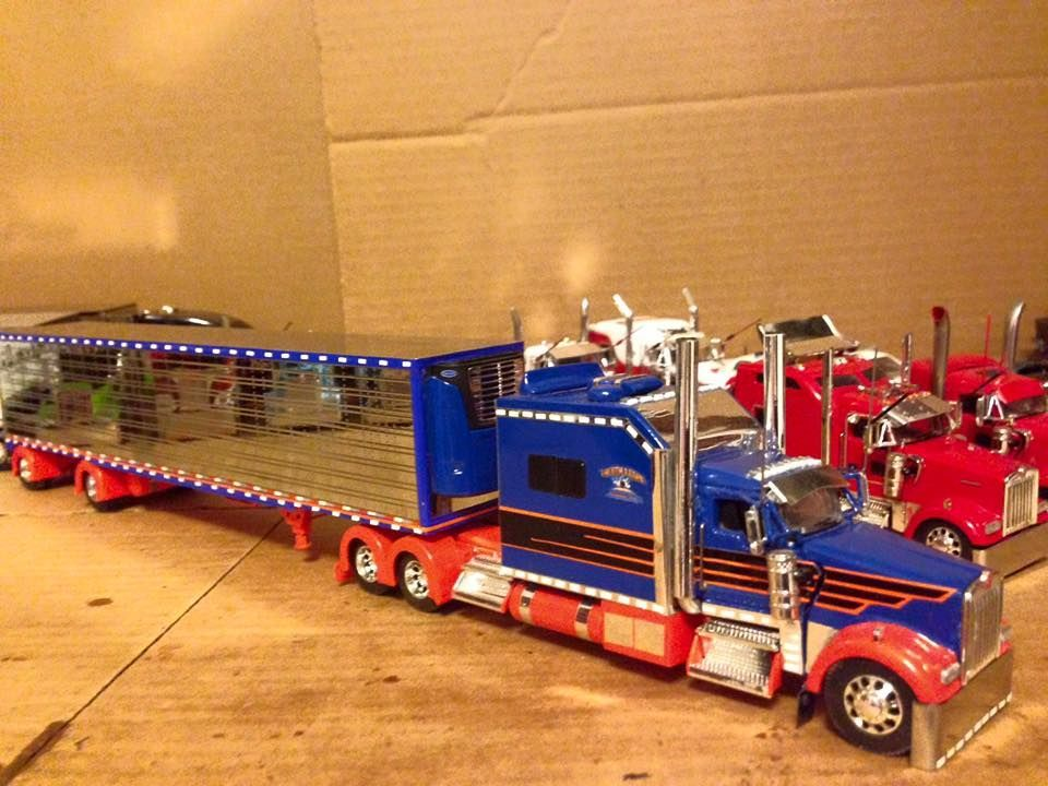nice work . Model truck kits, Trucks, Diecast trucks
