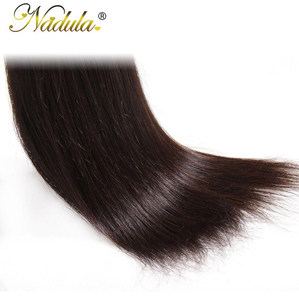 Nadula Hair 3Bundles/4 Bundles Brazilian Straight Hair