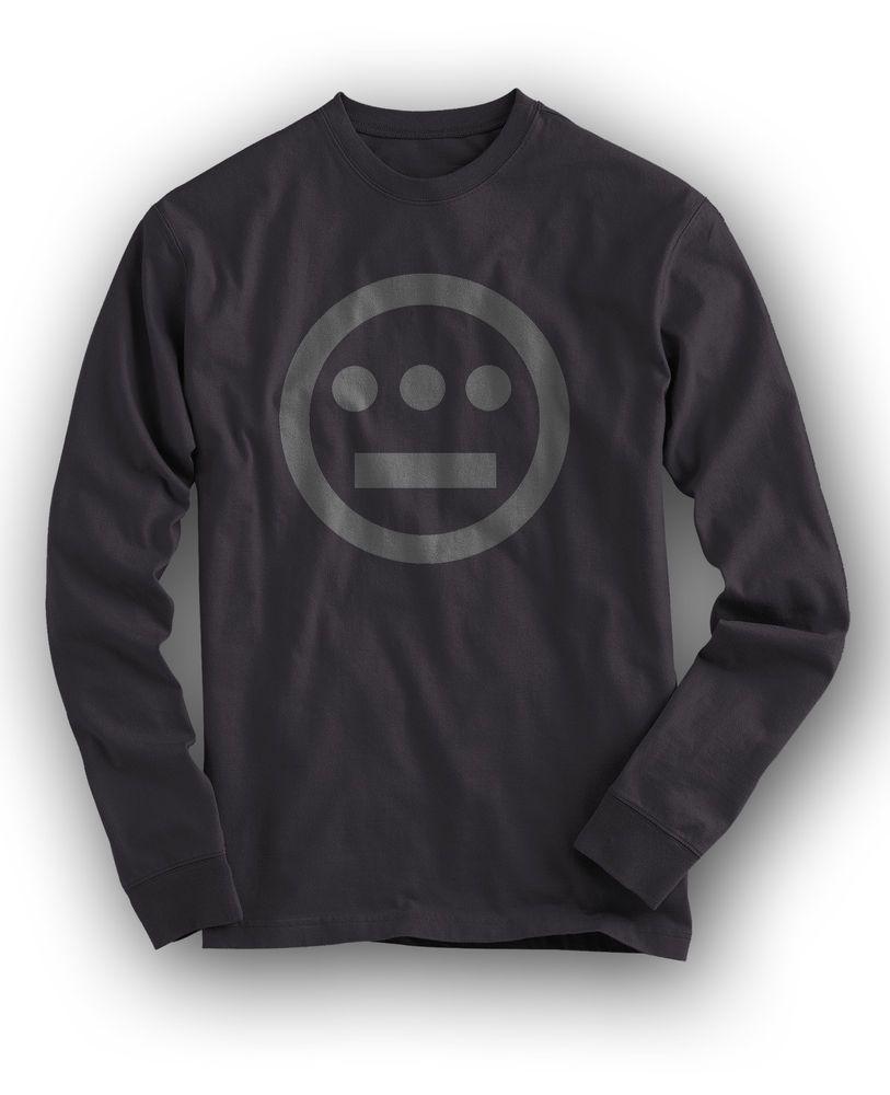4f0c34a0d2d4 New HIEROGLYPHICS Underground Hip Hop Long Sleeve Men's Black T-Shirt S to  3XL #