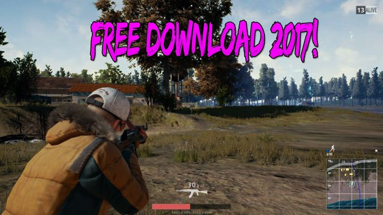 Windows 10 8 7 How To Download Player Unknown Battleground For