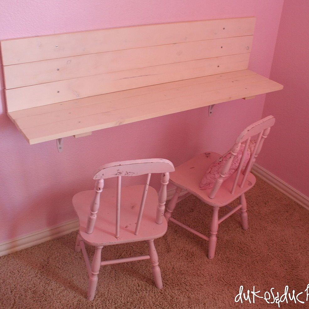 A Shared Bedroom Makeover for Girls