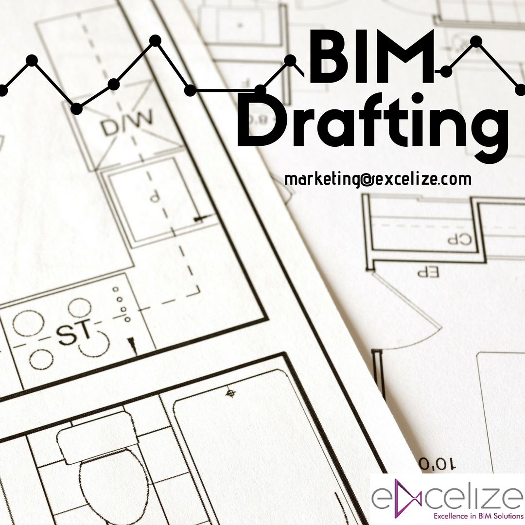 Excelize BIM Drafting services include a wide range of