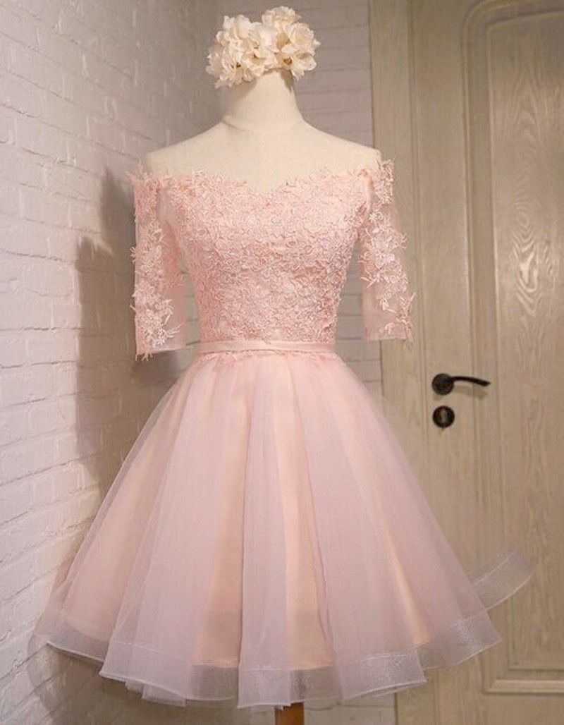 Pretty prom dresses for cheap ball gown dresses homecoming