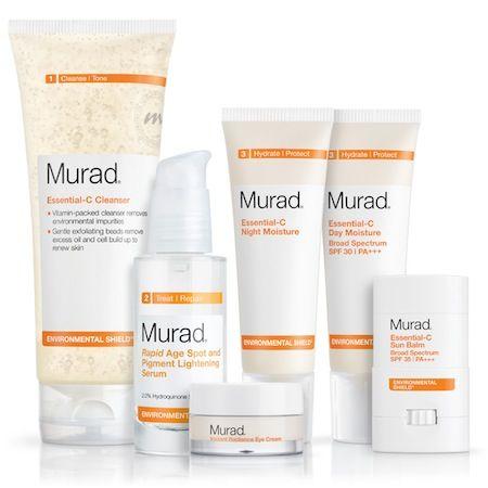 Giveaway Dr Murad Rapid Age Spot And Pigment Lightening Serum Sponsored Review Beautystat Com Lightening Serum Murad Skincare Beauty Skin Care Routine