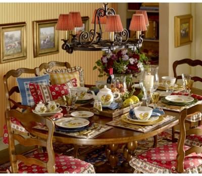 Perfect Pierre Deux Design Ideas, Pictures, Remodel And Decor. Find This Pin And  More On French Country Dining Room ...
