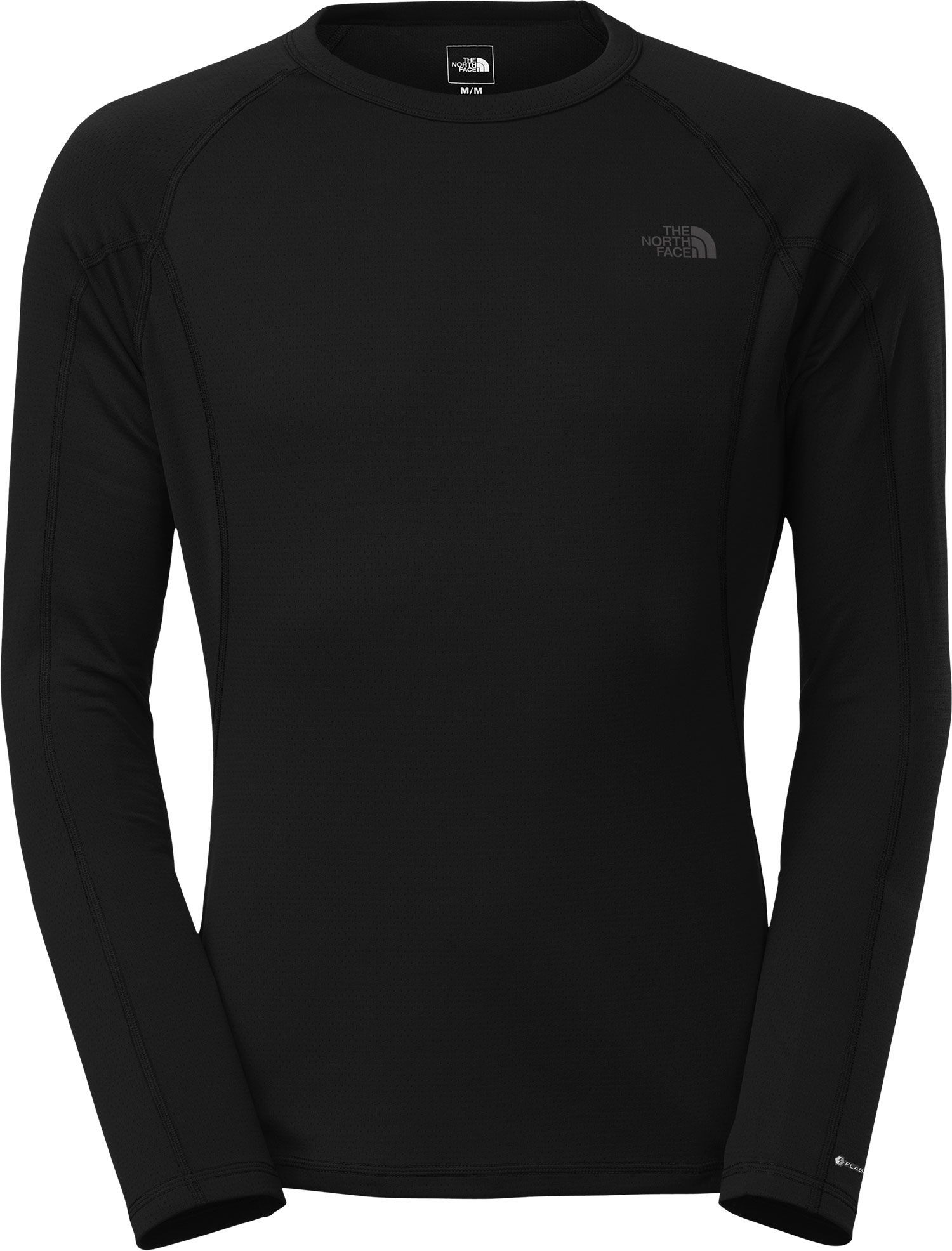 e6c95ebc8 The North Face Men's Long Sleeve Crew Neck Baselayer Shirt ...