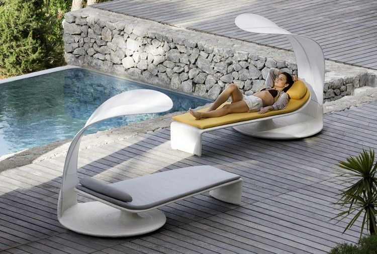 Photo libre de droit de Villa Avec Piscine Luxe Design ...