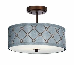 #1STOPlighting.com #Dolan Designs -5105-220-Rio - Three Light Semi-Flush Mount friends save 15% site- wide with coupon code PIN15