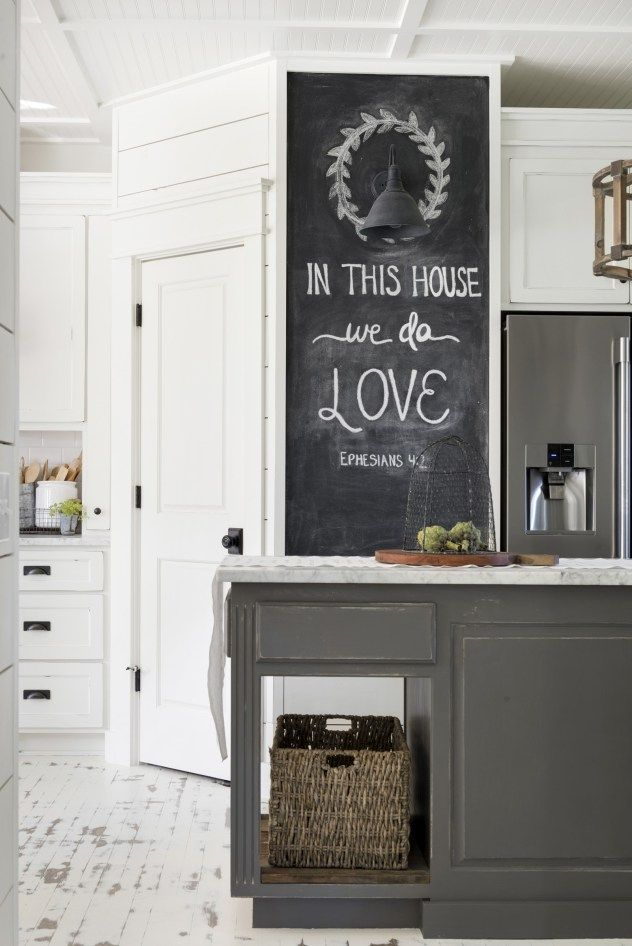 kitchen blackboard corner sinks for sale ideas farmhouse design in this house we do love