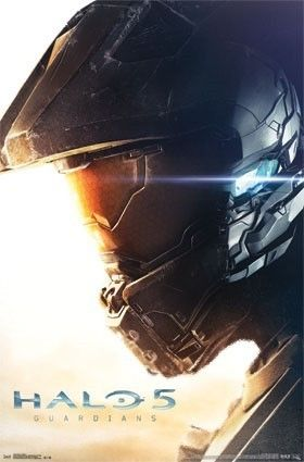 22x34 Poster | Halo 5: Guardians | #halo #halo5 #guardians