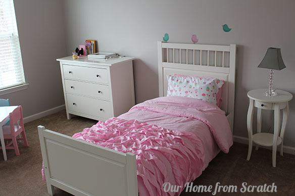 Lovely girls bedroom idea layla bedroom pinterest Design your bedroom from scratch