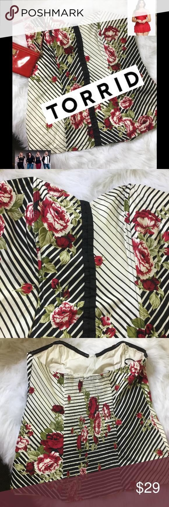 ????????FINAL PRICE????????{ TORRID } corset top - size 4   Flats, Corsets ...
