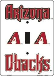 Arizona Diamondbacks Light Switch Covers Single Plates Light