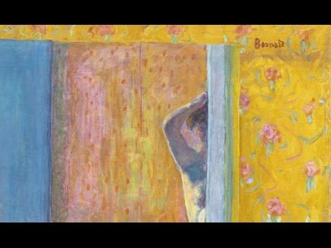 ¿Quién era Pierre Bonnard? - Pintor - YouTube