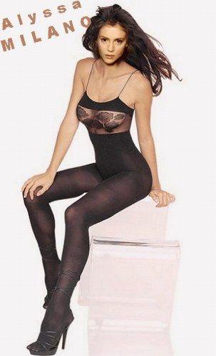 Sexy pictures of alyssa milano