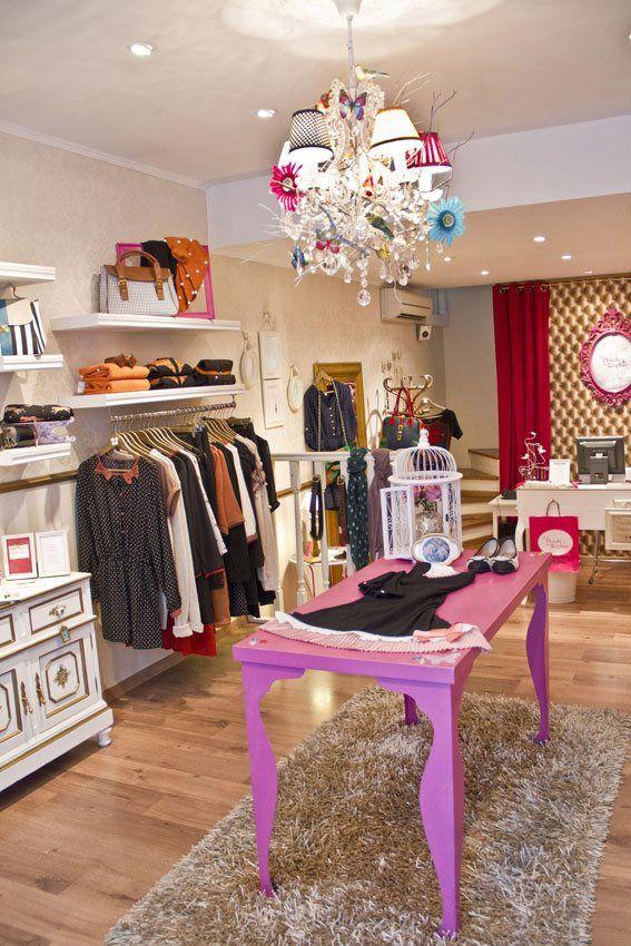Tienda Fashion Diseno Interior De Boutique Interiores De Tienda