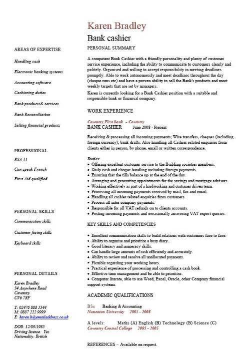 Cv Template 9 Resume Cv Design Cv Examples Resume
