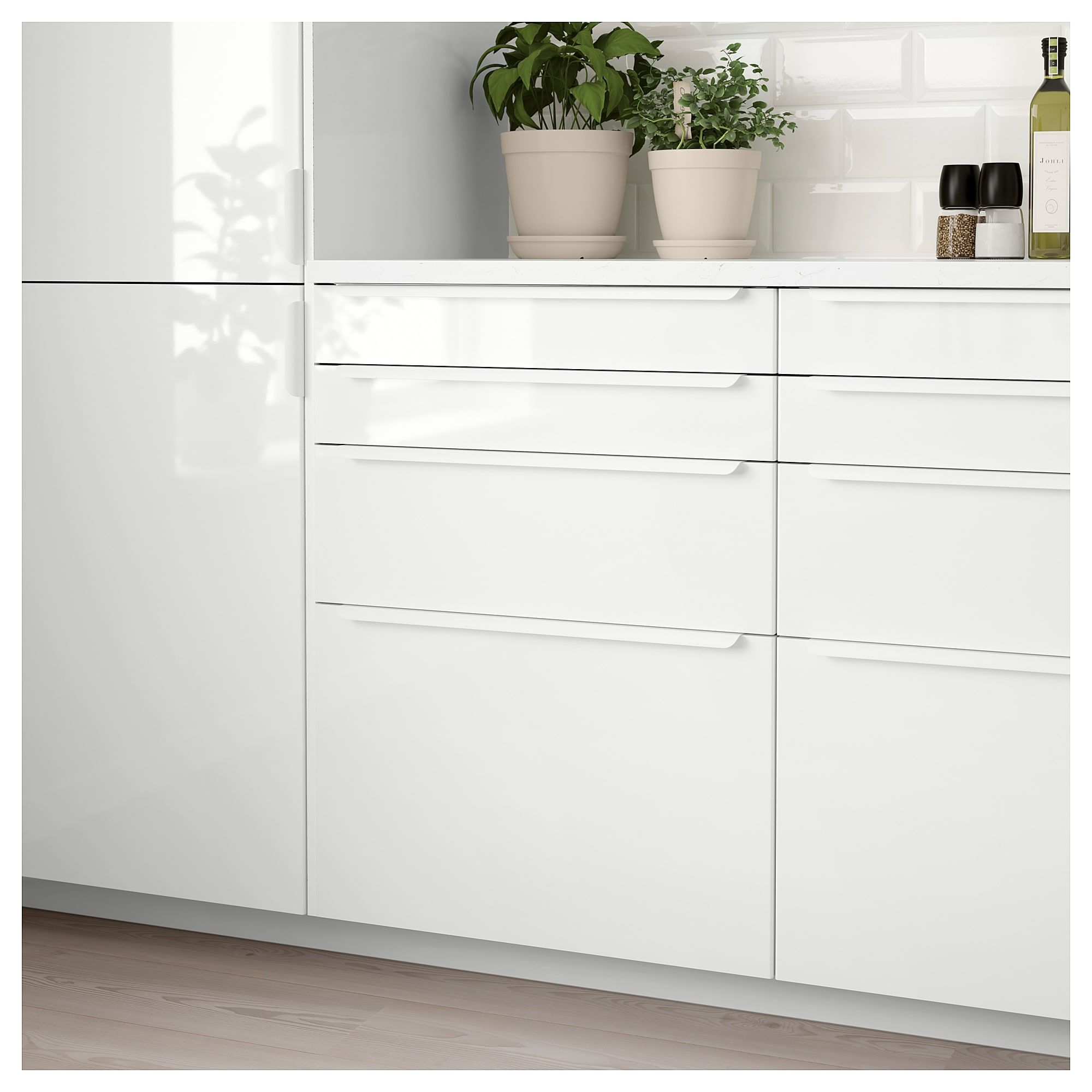 Ikea Kommode Hochglanz Weiß 2021