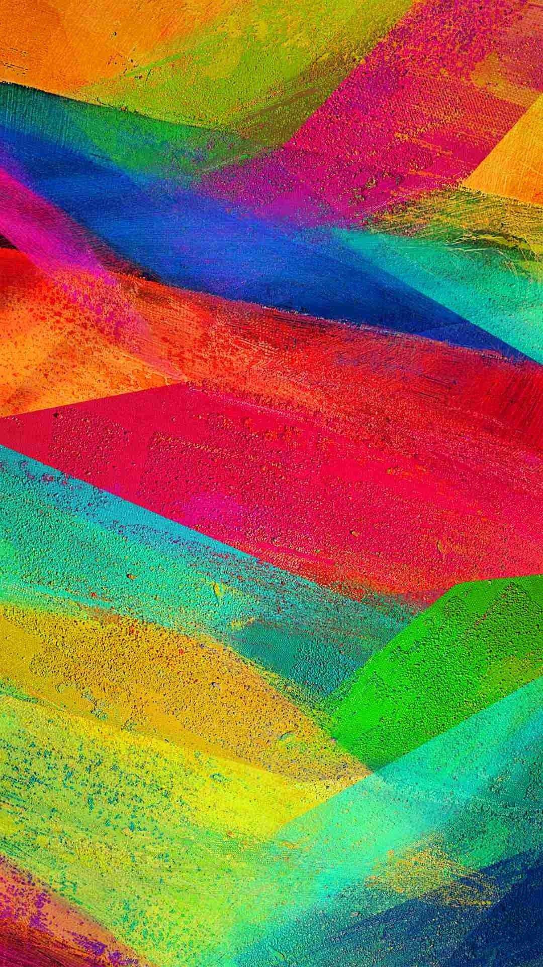 Space Aurora Art Star Illust Rainbow iPhone 6 plus