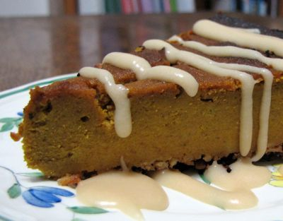 Pumpkin Pie (Gluten-Free, Dairy-Free, Egg-Free)