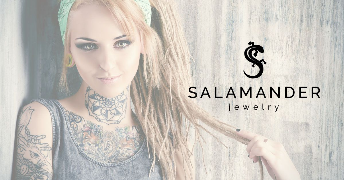 Photo of Wholesale Body Jewelry, Piercing Supplies | Salamander Jewelry