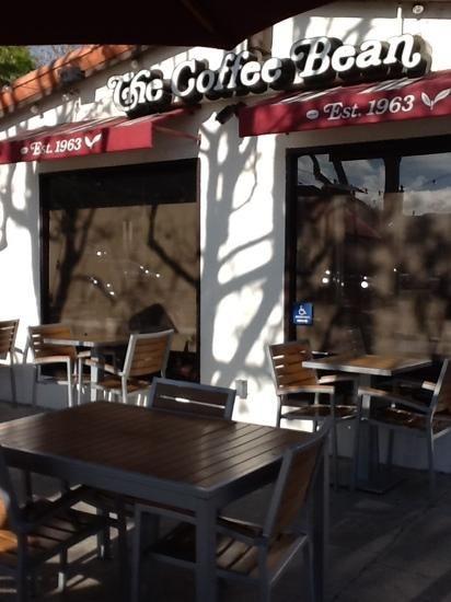 The Coffee Bean Tea Leaf Coffee Beans Tea Leaves Malibu