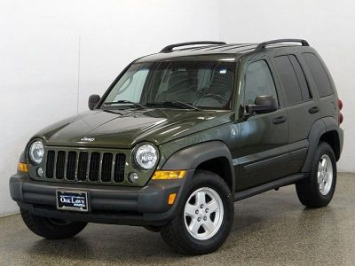 2006 Jeep Liberty Autos