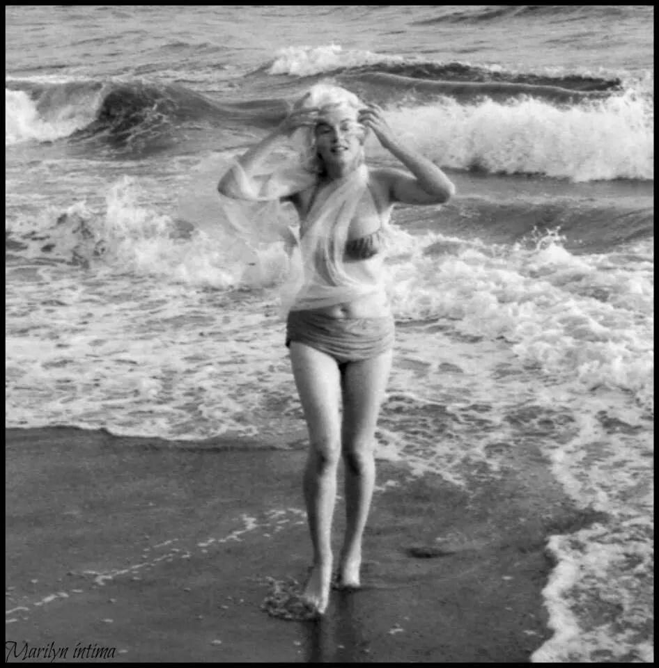 Schwarz Weiß Fotos Hübsche: Pin Von Terri McManus Auf Marilyn - George Barris-