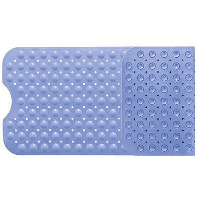 Symple Stuff Warner Massaging Shower Mat Products Bathtub Mat
