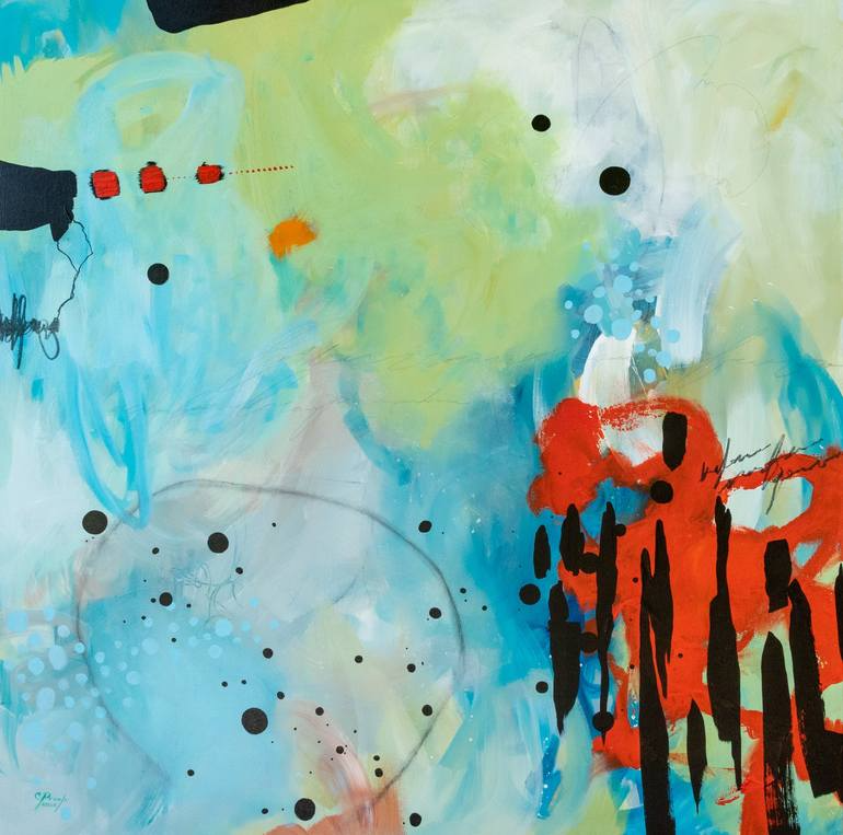 Saatchi Art is pleased to offer the painting,
