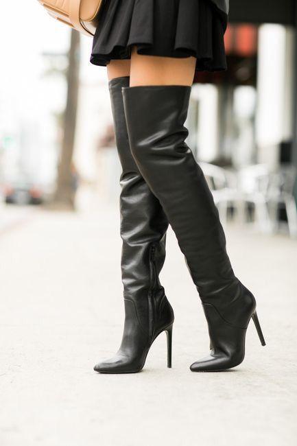favorite overknee boots by Jimmy Choo