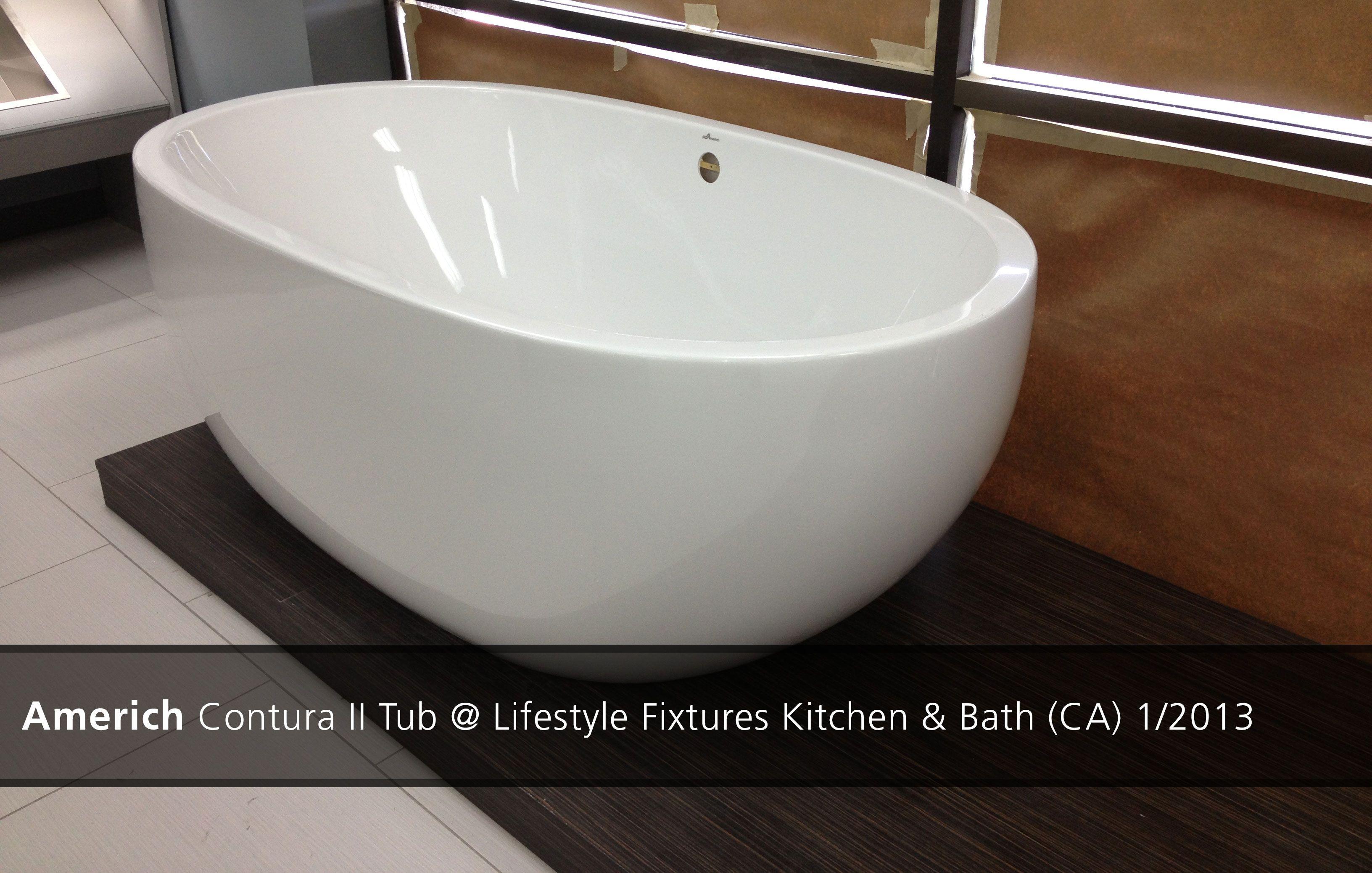 americh contura ii tub lifestyle fixtures kitchen bath ca rh pinterest com