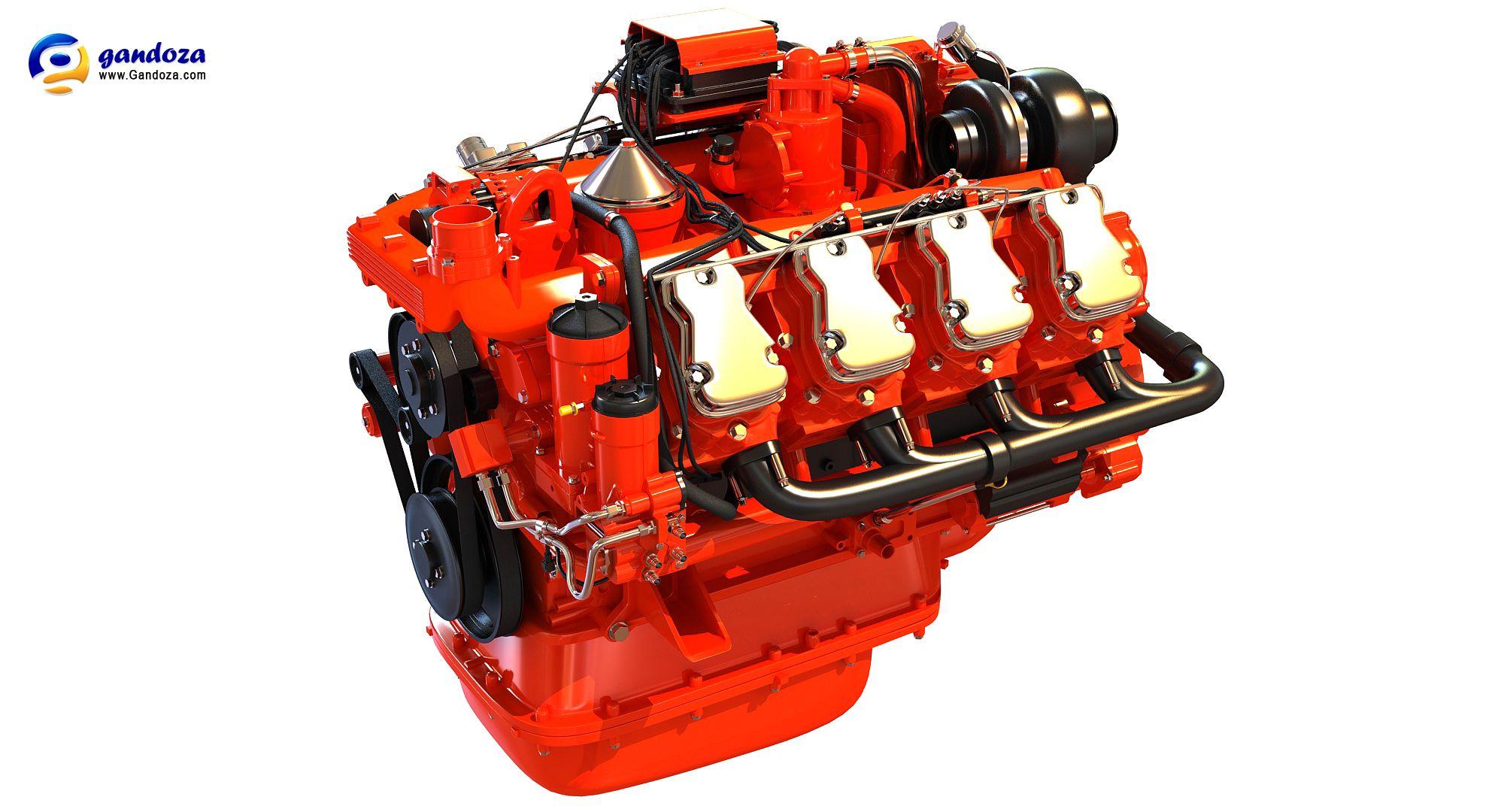 gandoza 3d and engine rh pinterest com