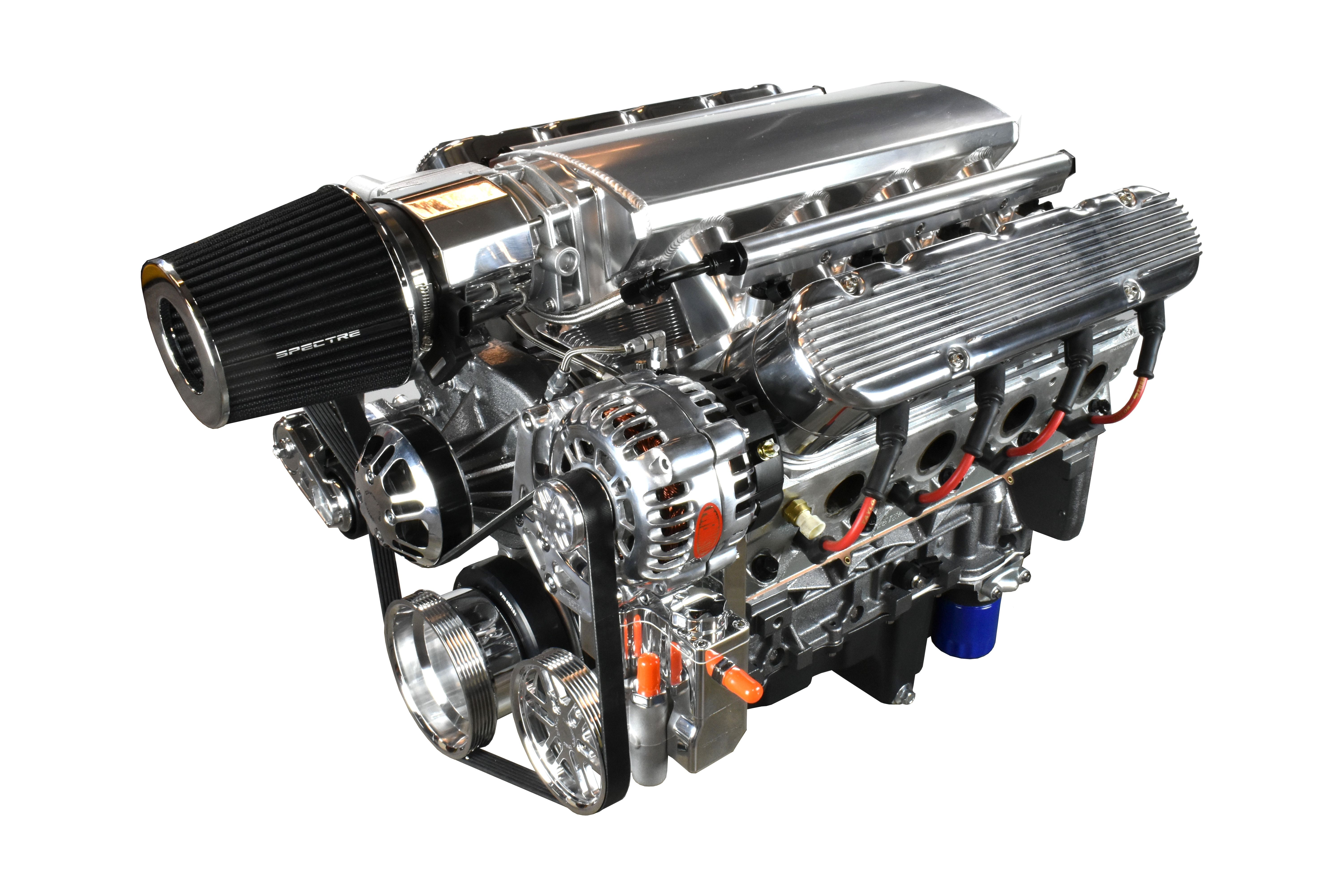 Pin on LS Engine Polished Hidden Coil Valve Covers