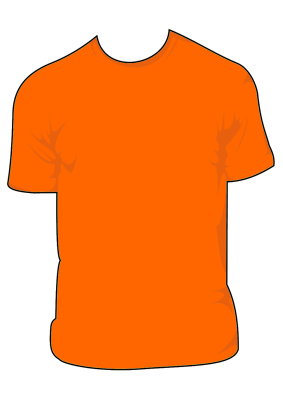 Awesome TShirt Template  TShirt Templates    Template