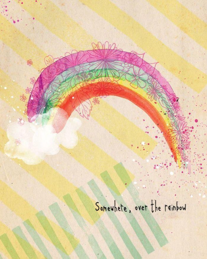 Emily Hamilton - Over The Rainbow