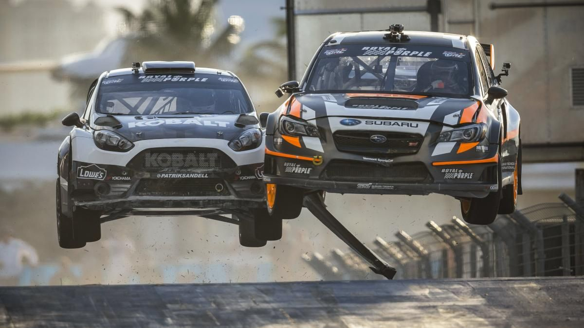 ken block ford win grc opener in fort lauderdale photo 3 race rh pinterest co uk